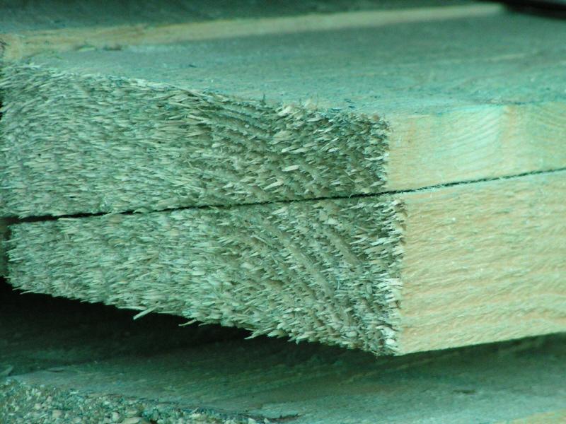 Keilbohlen von Leiße Sägewerk und Holzhandel GmbH