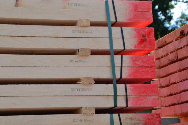 Dachlatten von Leiße Sägewerk und Holzhandel GmbH