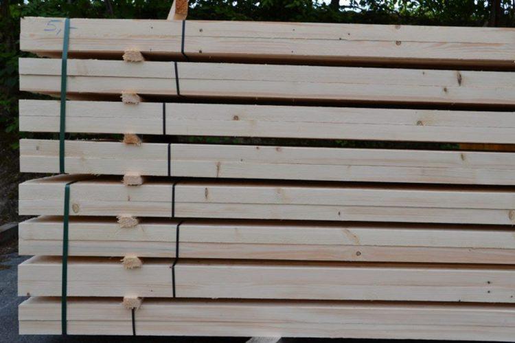 Latten von Leiße Sägewerk und Holzhandel GmbH